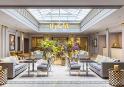 索菲特巴黎法布格酒店 - 巴黎 - 巴黎 - 大廳