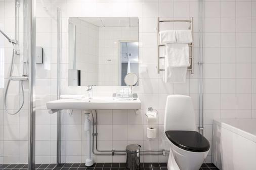Best Western Hotel Svava - Upsala - Kylpyhuone