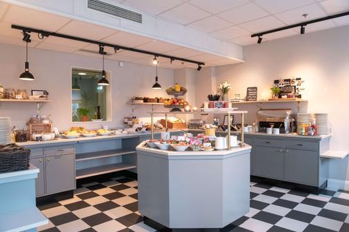 Best Western Hotel Svava - Upsala - Buffet