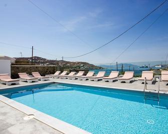 Anixi Hotel - Ornos - Bazén