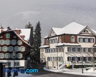 Hotel Engel - Stans - Building