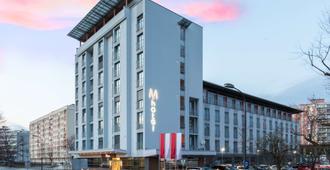 盧布歐亞納 M 酒店 - 留布利安納 - 盧布爾雅那 - 建築