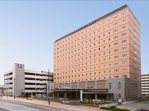 Okayama City Hotel Koseicho - Okayama - Κτίριο
