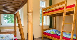 Central Globetrotter Hostel Leipzig Hauptbahnhof - Leipzig - Phòng ngủ