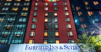 Fairfield Inn & Suites by Marriott New York Manhattan/Times Square - New York - Bygning