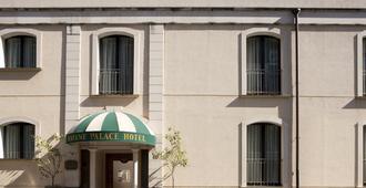 Katane Palace Hotel - Catânia - Edifício