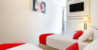 Top Hotel - Sao Paulo - Bedroom