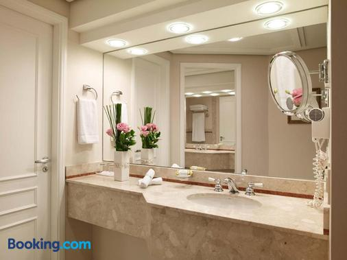 Royal Palm Plaza Resort Campinas - Кампинас - Ванная