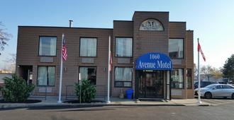 Avenue Motel - Mississauga - Toà nhà