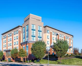 SpringHill Suites by Marriott Roanoke - Roanoke - Gebouw