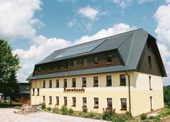Hotel Dachsbaude & Kammbaude - Neuhausen - Bâtiment