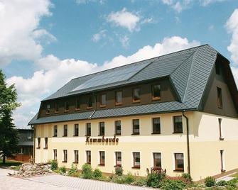 Hotel Dachsbaude & Kammbaude - Neuhausen - Building