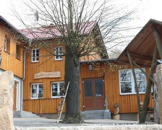 Wachbergbaude - Sebnitz - Venkovní prostory