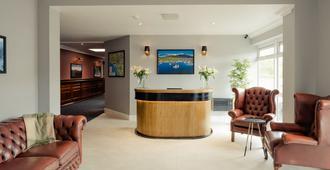 Hillgrove Guesthouse - Dingle - Front desk
