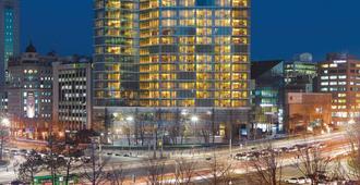 首爾柏悅酒店 - 首爾 - 建築