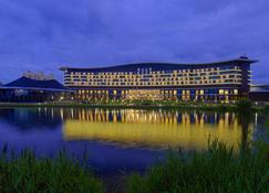 Minsk Marriott Hotel - Minsk - Building