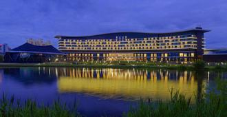 Minsk Marriott Hotel - Minsk - Gebäude