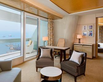 Sheraton Huzhou Hot Spring Resort - Huzhou - Living room