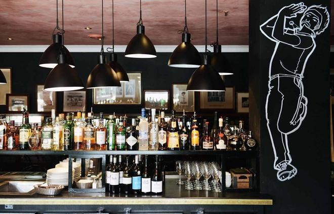 温莎飯店 - 墨爾本 - 酒吧