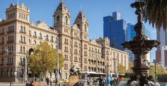 The Hotel Windsor - Melbourne
