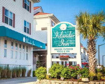 The Islander Inn - Ocean Isle Beach - Gebouw