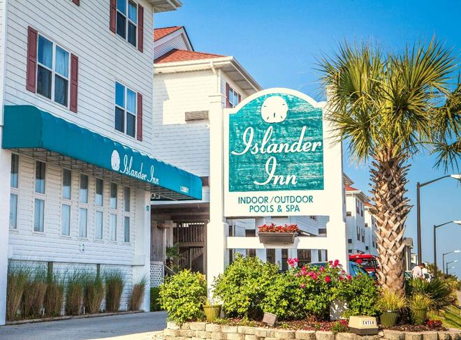 The Islander Inn - Ocean Isle Beach - Building