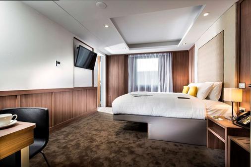 豪古蒙特酒店 - 夫利曼特 - 伯斯 - 臥室