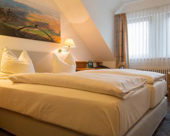 Hotel-Restaurant Bastenhaus - Dannenfels - Slaapkamer