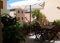 Hotel Piccada - Palau - Innenhof
