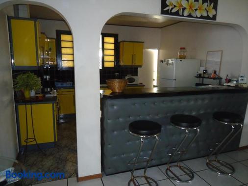 Fare D'Hôtes Tutehau - Papeete - Kitchen