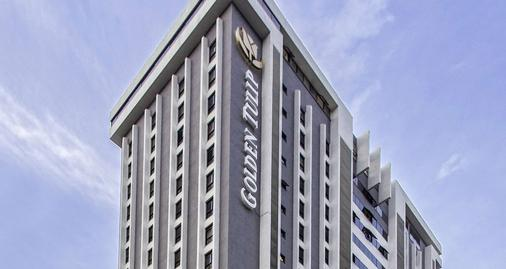 Golden Tulip Goiania Address - Goiânia - Toà nhà