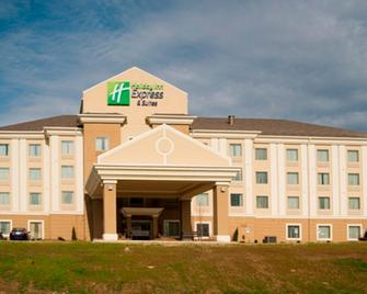 Holiday Inn Express & Suites Morrilton - Morrilton - Gebouw