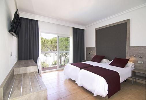 Hotel Playasol Marco Polo I - Adults Only - Sant Antoni de Portmany - Makuuhuone