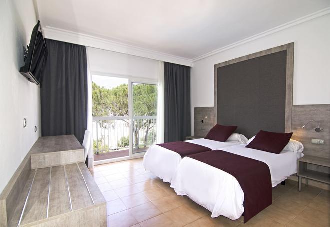 馬哥孛羅酒店 I - 聖安東尼德波特曼尼 - 聖安東尼奧 - 臥室