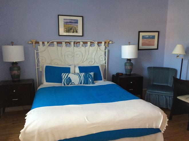 Rideau Inn - Ottawa - Bedroom