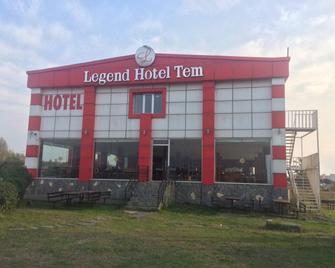 Legend Hotel Tem - Silivri - Gebäude