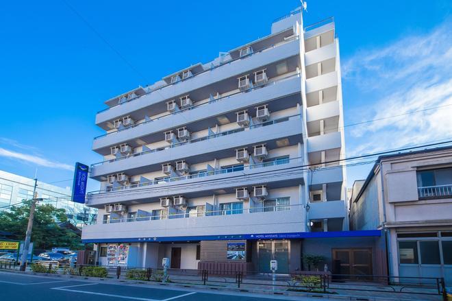 Hotel Mystays Ueno Iriyaguchi - Τόκιο - Κτίριο