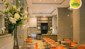 Hotel Continental Business - Porto Alegre - Ravintola