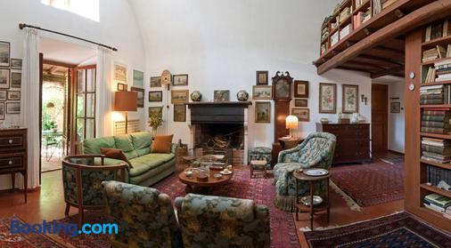 葛里錫恩酒店 - 皮亞那戴科利 - 巴勒摩 - 巴勒莫 - 客廳