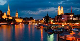 Ibis Zurich City West - Zurich - Outdoors view