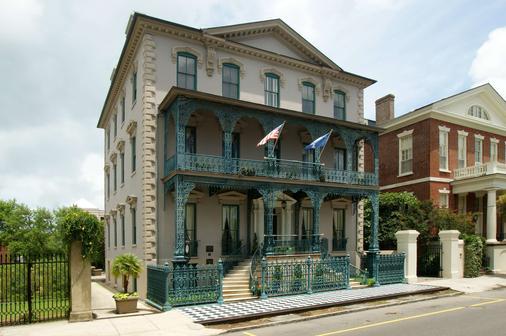 John Rutledge House Inn - Charleston - Rakennus