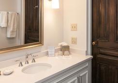 John Rutledge House Inn - Charleston - Bathroom