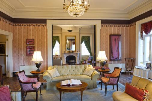 John Rutledge House Inn - Charleston - Olohuone