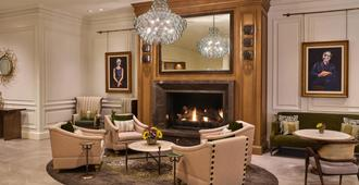 The Whitley, a Luxury Collection Hotel, Atlanta Buckhead - Atlanta - Area lounge