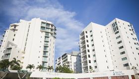 Mantra Trilogy - Cairns - Edifício