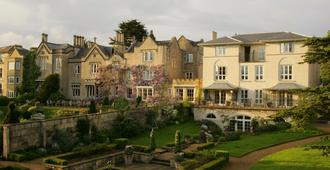 The Bath Priory Hotel and Spa - Bath - Toà nhà