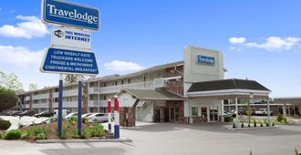 Travelodge by Wyndham Port of Tacoma WA - Tacoma - Gebäude