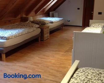 Villa Rooms - Лайвес - Bedroom