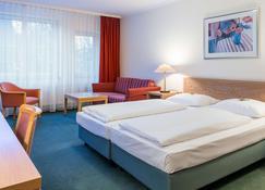 Upstalsboom Parkhotel - Emden - Schlafzimmer