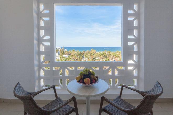 Hotel Marhaba - Sousse - Balcony